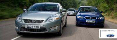 Comparativa: ¿Es el nuevo Ford Mondeo mejor que el BMW Serie 3 y el VW Passat?