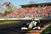 Los Brawn podrían ganar todas las carreras del 2009